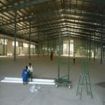 90000 Sq.ft Industrial Factory for long lease in Sarkhej