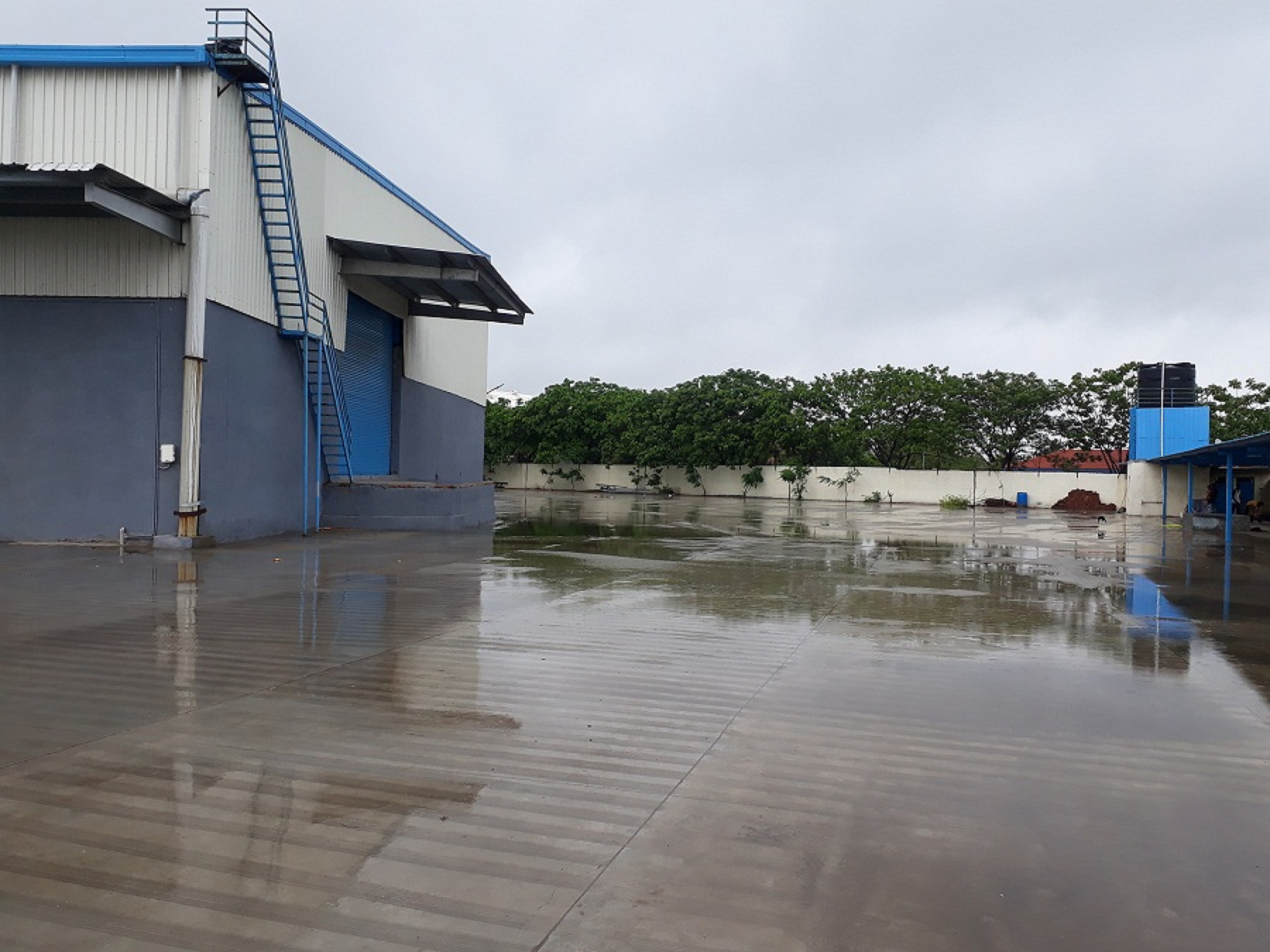 93000 Sq.ft Warehouse for rent in Daman