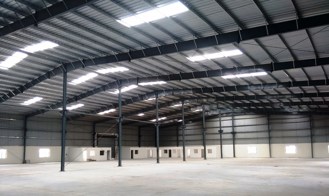 Industrial Factory for Lease in Changodar